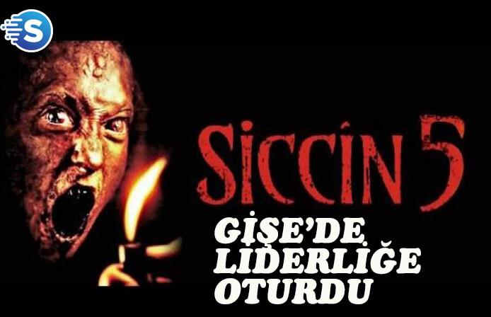 Siccin 5, gişe liderliğini Meg: Derinlerdeki Dehşet'ten aldı