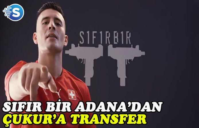 Sıfır Bir Adana'nın Cio'su, Çukur'a transfer oldu