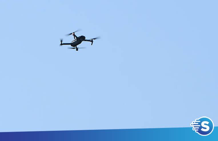 sinan akçıl drone ile basın kontrolü