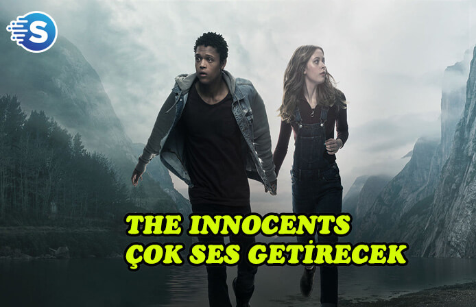 Netflix'in yeni dizisi The Innocents için geri sayıma geçildi