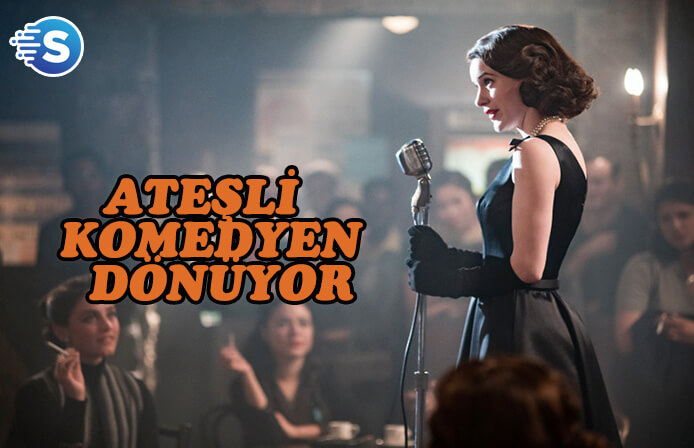 Amazon, The Marvelous Mrs. Maisel'in 2. sezonunu tanıttı