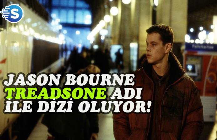 USA kanalı, Bourne serisi Treadstone'un siparişini verdi