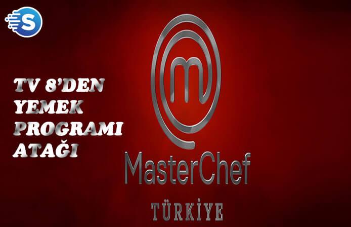 TV 8 Masterchef'i tanıttı
