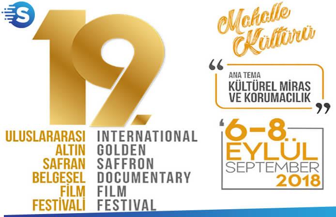 Altın Safran Belgesel Film Festivali'nin 19'uncusu başlıyor