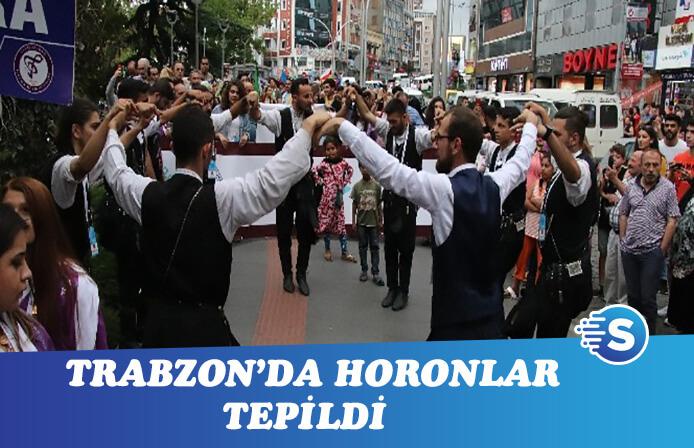 Trabzon'a Kemençe ve Horon hakim oldu