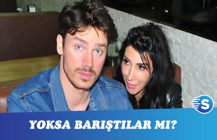 Hande Yener ve Ümit Cem Şenol barıştı mı?