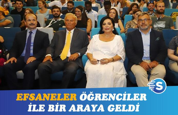 Türk Sineması Yaz Okulu programı 2 efsaneyi ağırladı