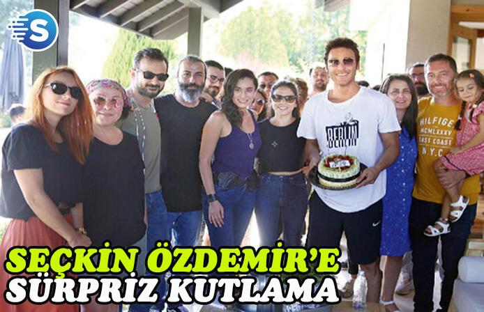 Yıllar Sonra setinde Seçkin Özdemir'e sürpriz