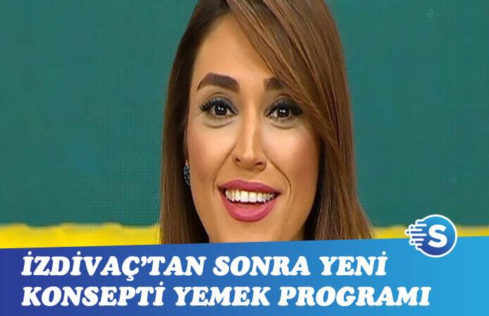 """Zuhal Topal'ın yeni sektörü """"YEMEK"""""""