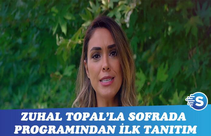 Zuhal Topal'la sofrada tanıtıldı