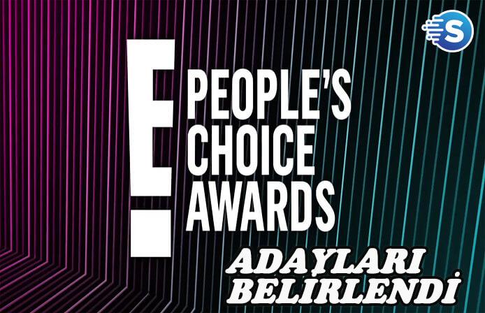44. Halkın Seçimi Ödülleri'nin adayları belirlendi