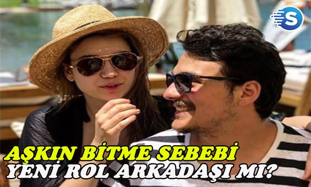 Afra Saraçoğlu ve Mert Yazıcıoğlu arasında ki yakınlaşma ilişkiyi bitirdi