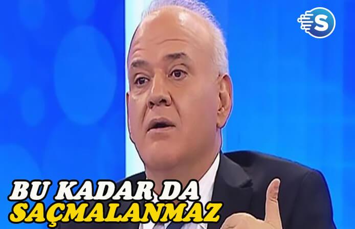 Saçmalayan Adam: 'Ahmet Çakar'