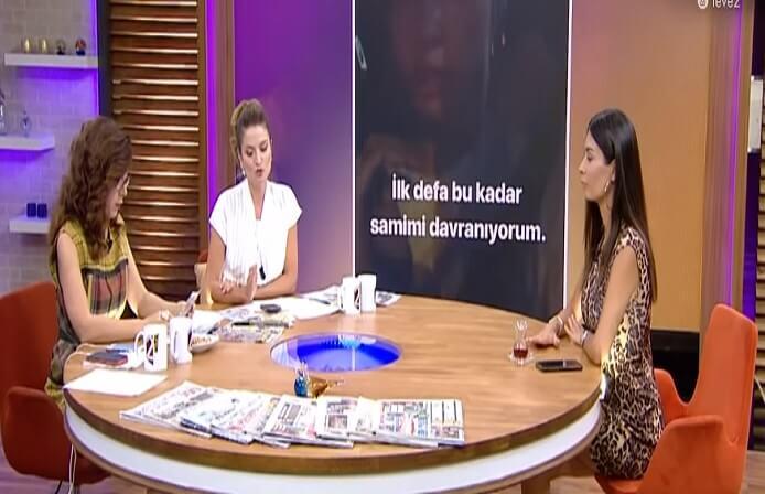 Aleyna Tilki, Emrah Karaduman'ı affetti