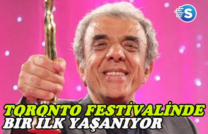 Toronto Film Festivali'nde bir ilk yaşanıyor! Ali Özgentürk sürprizi