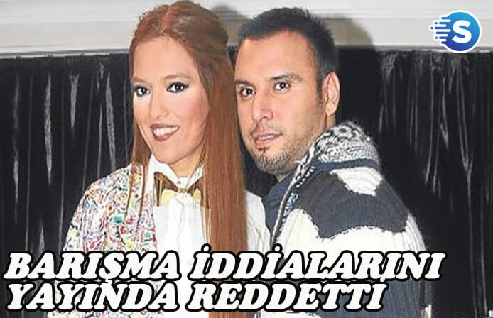 Alişan Demet Akalın ile barıştığı iddialarını canlı yayında yalanladı!
