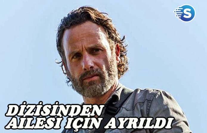 The Walking Dead'in yıldızı Andrew Lincoln, ayrılık sebebini açıkladı