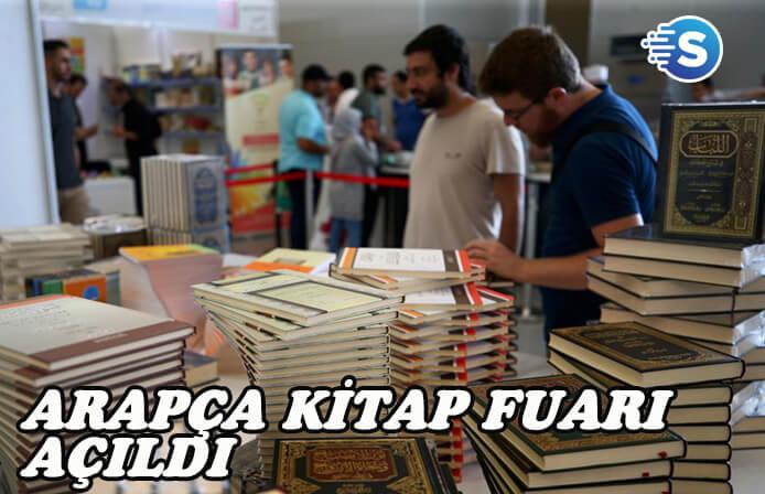 15 Ülke'den 207 yayıncı ile İstanbul Arapça Kitap Fuarı kapılarını açtı