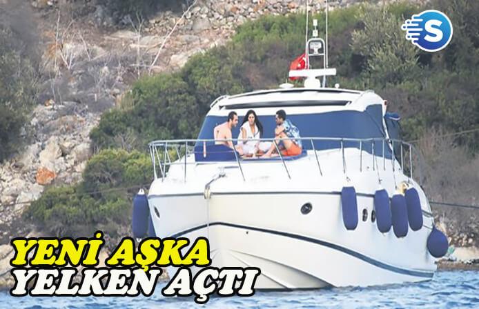 Asena Atalay yeni aşka yelken açtı