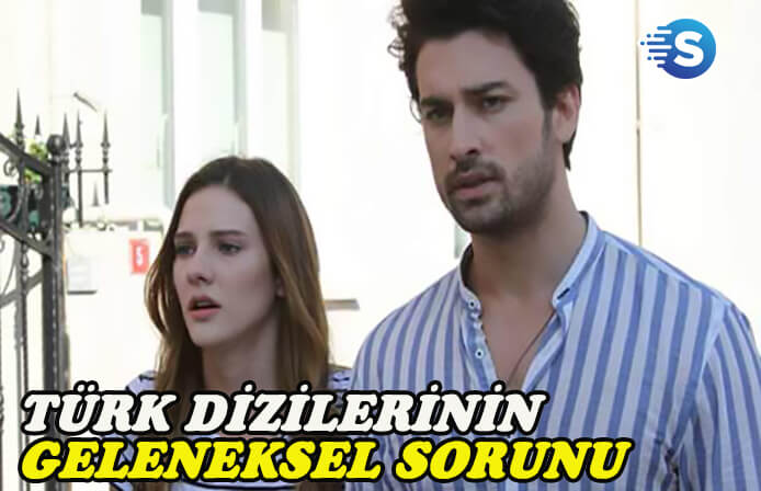 """Türk dizilerinin geleneksel sorunu """"Aşkı itiraf edememek"""""""
