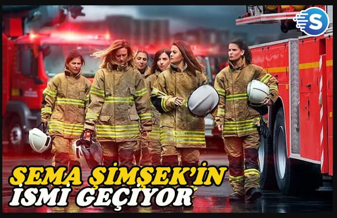 Sema Şimşek'in adı Ateşe Koşanlar dizisi ile anılıyor!