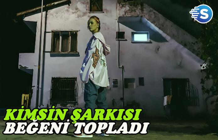 Ayben'den Avlu dizisine özel 'Kimsin' şarkısı