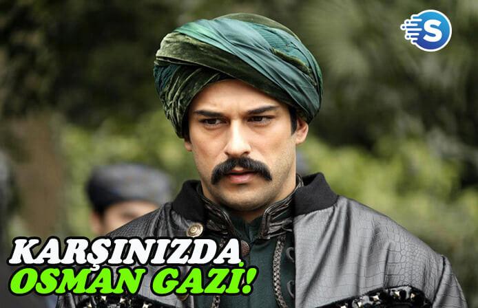 Burak Özçivit'in yeni rolü belli oldu! Osman Gazi'yi oynayacak