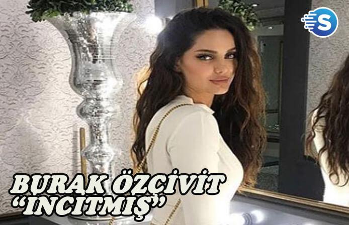 Burak Özçivit'in incittiği model Mahlagha Jaberi konuştu