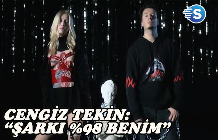 """Cengiz Tekin: """"Dipsiz Kuyum"""" benim şarkım dedi"""