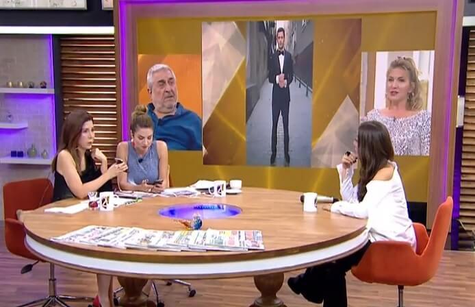 Cihat Tamer, canlı yayında Emrah'a cevap verdi