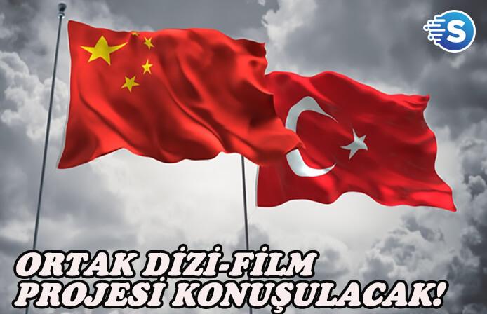 Türkiye-Çin ortak dizi-film projesi masaya geliyor