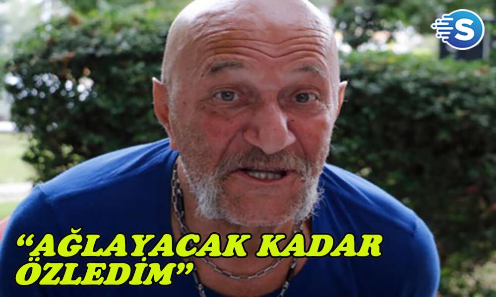 Coşkun Göğen'in 'Antalya Film Festivali' özlemi