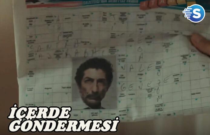 Çukur'da Mustafa Uğurlu göndermesi