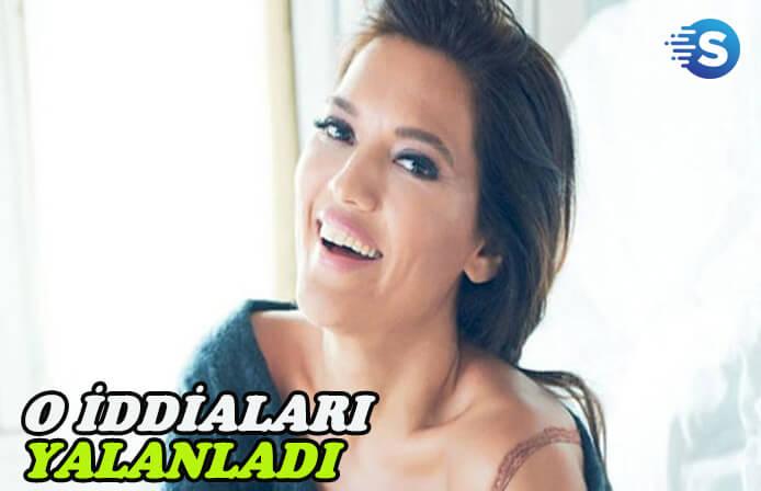 Demet Akalın, Eylem İpek Şafak'ın iddialarını yalanladı