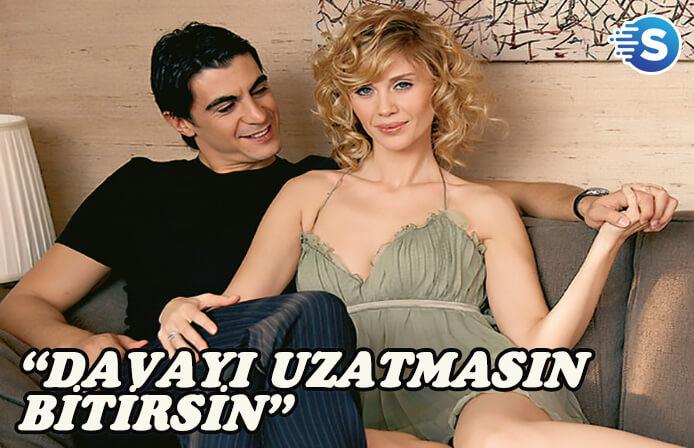 Demet Şener: Eğer aşıksa davayı uzatmasın boşansın