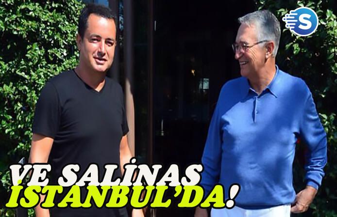 Ve Ricardo Salinas İstanbul'da! Büyük buluşma gerçekleşti