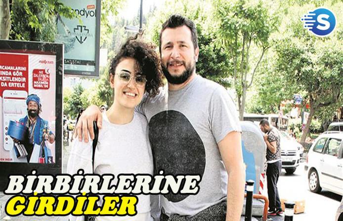 Tatlıses'in kızı Dilan Çıtak, nişanlısı ile AVM'nin göbeğinde kavga etti