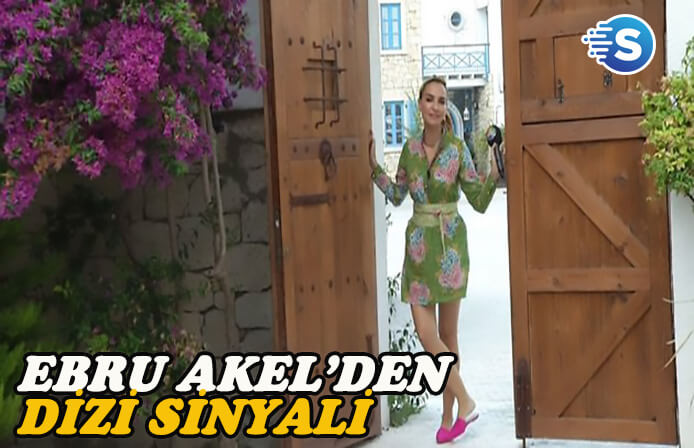 Ebru Akel'den 'Oyunculuk' mesajı