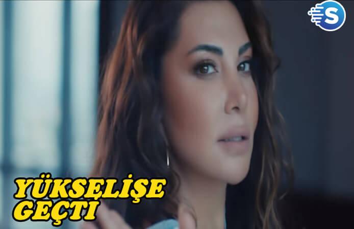 Ebru Yaşar yeni şarkısı ile yükselişe geçti