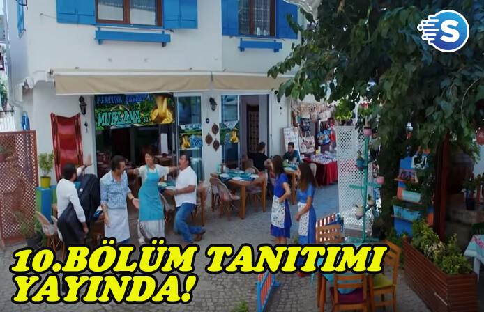 TRT 1 dizisi Egenin Hamsisi 10.bölüm fragmanı yayında!