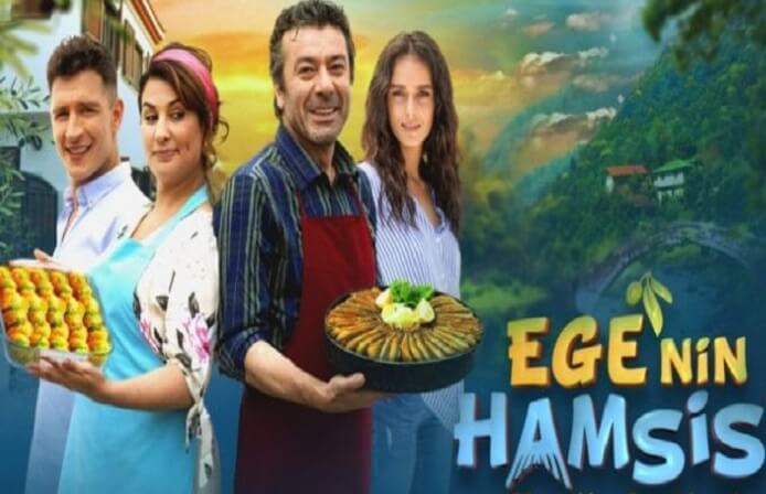 Ege'nin Hamsisi dizisinde senarist değişti