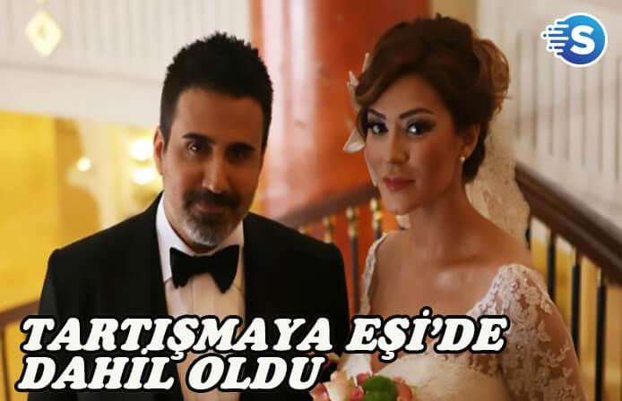 Emrah'ın eşi Sibel Erdoğan'da tartışmaya katıldı