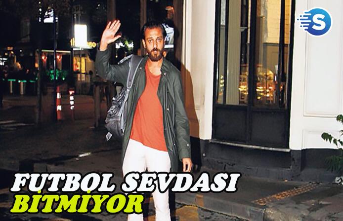 Erkan Kolçak Köstendil'in 'futbol' sevdası