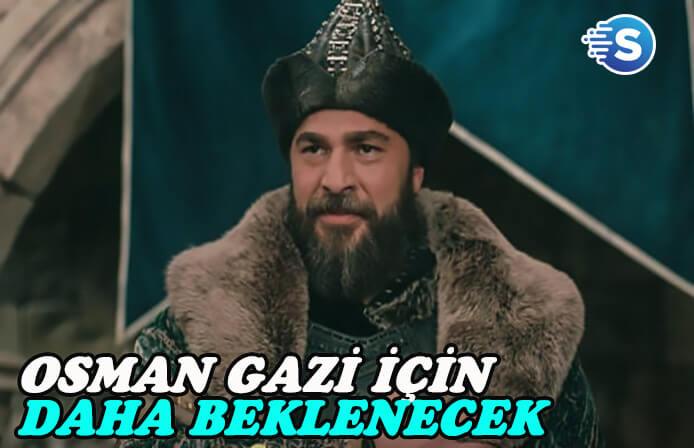 Burak Özçivit hayranları Osman Gazi için biraz daha bekleyecek