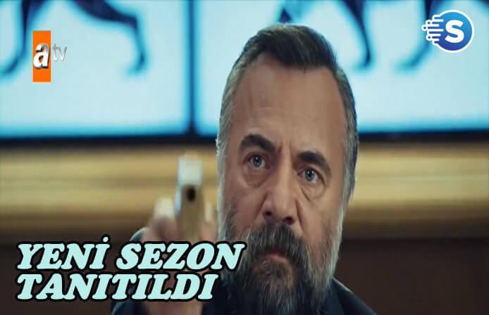 Eşkiya Dünyaya Hükümdar Olmaz 2.sezon(108.bölüm) fragmanı: Hızır icraate başladı!