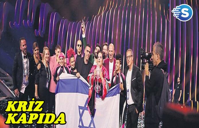 İsrail'de 'Eurovision' krizi