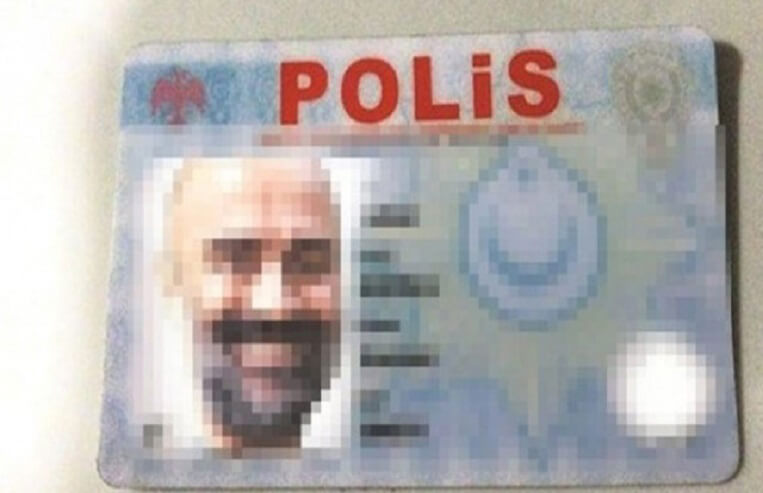 sahte polis kimliği