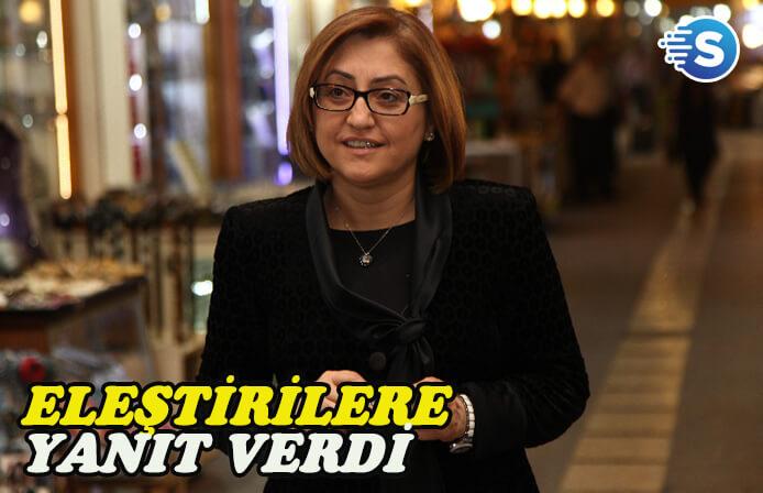Fatma Şahin'den reklam filmi eleştirilerine yanıt