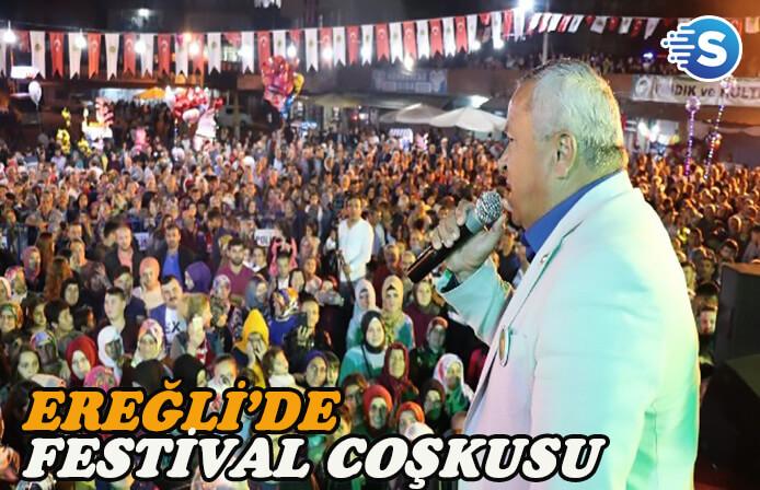 Ereğli'de Fındık ve Kültür Festivali başladı