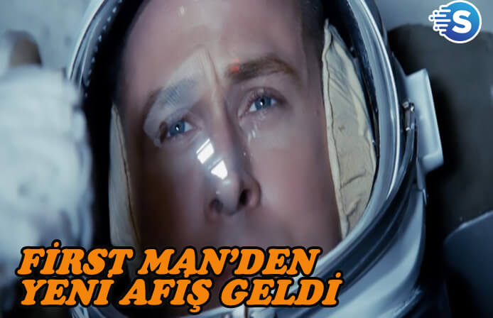 First Man filminden yeni afiş geldi